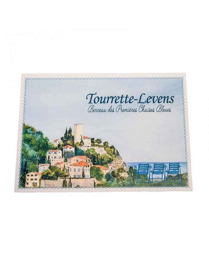 Set de table Tourrette-Levens