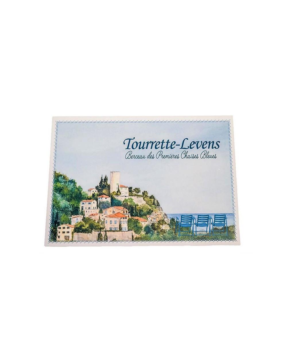 Set de table Tourrette-Levens