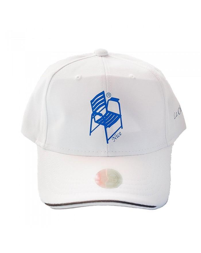 Casquette Chaise Bleue Collection