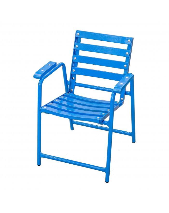 Chaise Bleue small