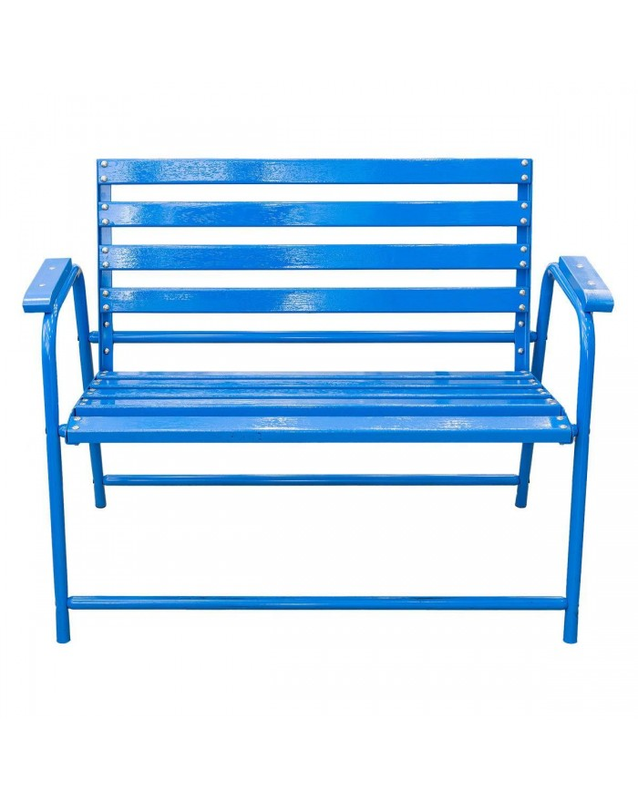 Chaise Bleue banc en kit
