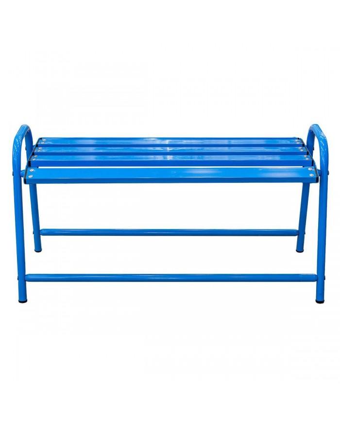 Chaise Bleue banc sans...