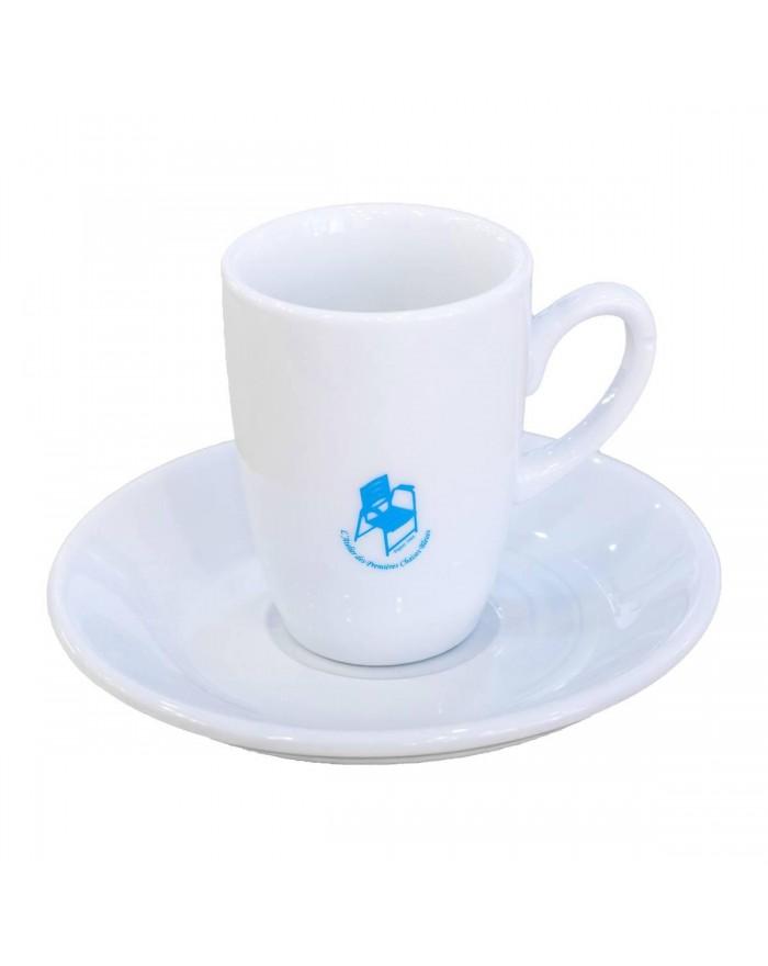 Tasse à café Chaise Bleue