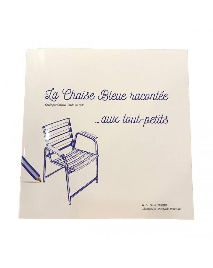 Book : La Chaise Bleue...