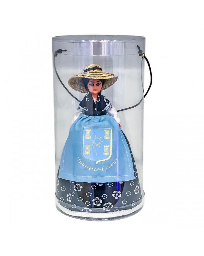 Handmade Tourrettane doll