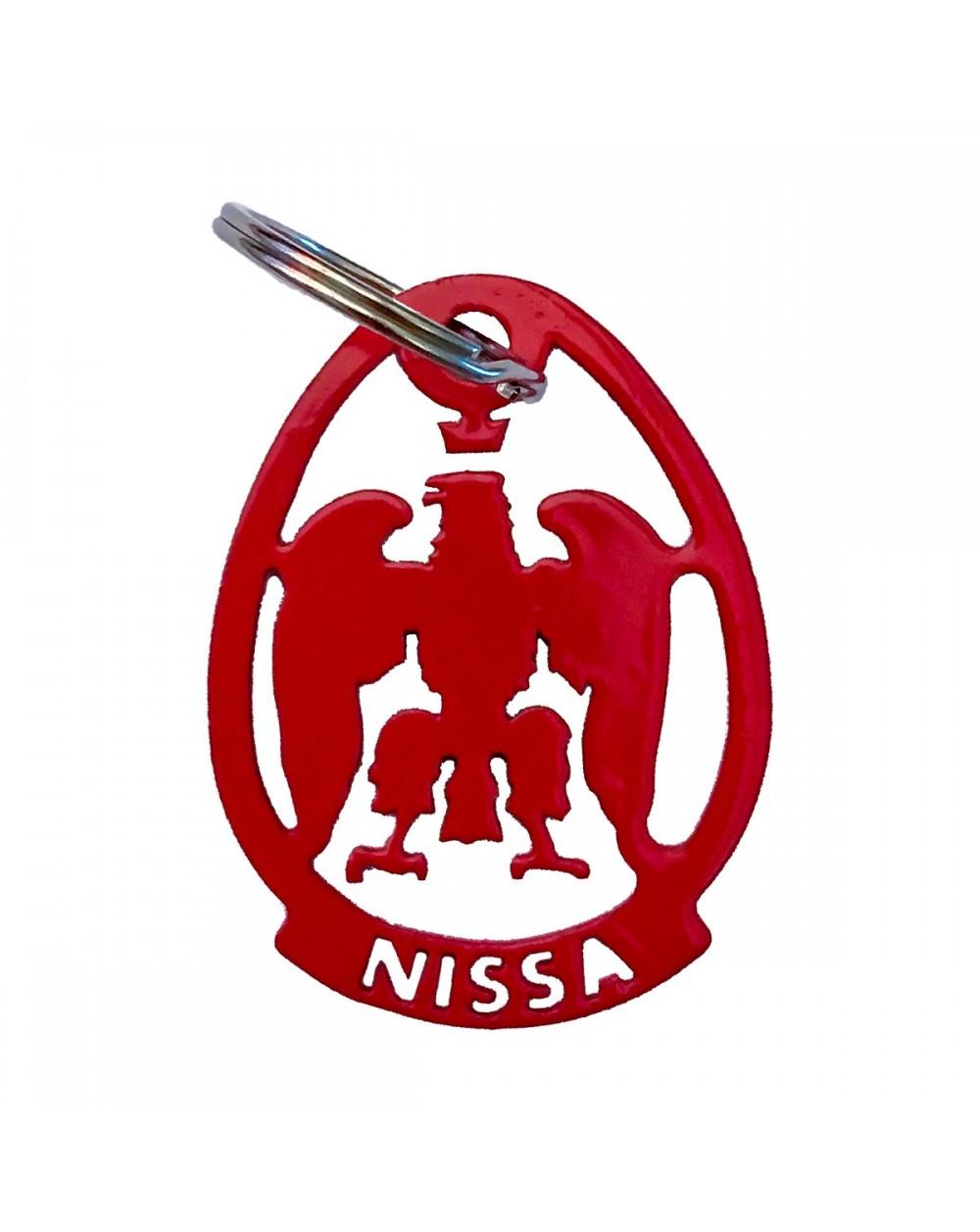 Porte-clef aigle de Nice - Nissa