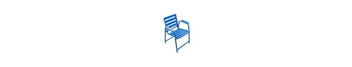 Chaise Bleue originale - Chaise Bleue tradition - véritable