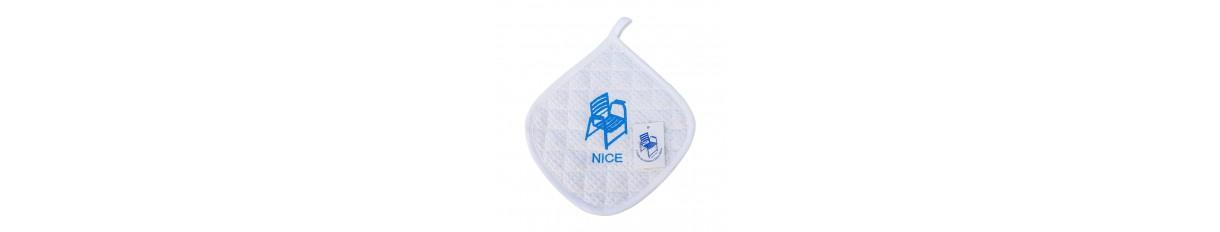Articles pour la cuisine - Chaise Bleue